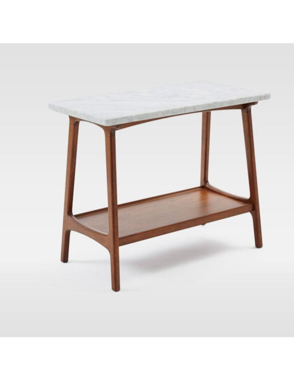 Mesa Lateral Reeve Mid-Century